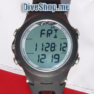 Oceanic f10 v3 freediving computer watch ebay - Oceanic geo 2 0 dive computer ...