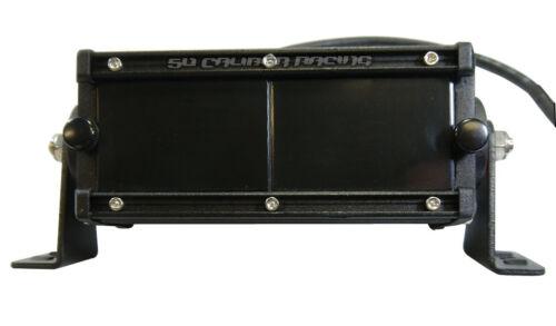 5.5 in Spot Flood Light LED Bar Can am Maverick 1000 Commander Kawasaki Teryx