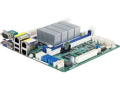 ASRock C2750D4I Mini ITX Server Motherboard FCBGA1283 DDR3 1600 / 1333