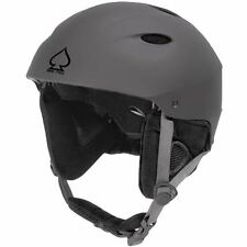 SALE - PROTEC  Mercenary Snowboard Ski Helmet Charcoal  Small / 53cm - 54cm