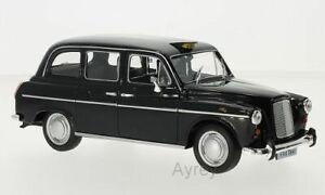 WELLY-22450K-AUSTIN-FX4-London-TAXI-black-body-diecast-model-RHD-1-24th-scale