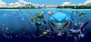 Finding Nemo Underwater 3d Full Wall Mural Photo Wallpaper Home Dec