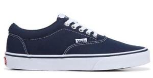 f05c06c7ff VANS Doheny Navy Blue Men s Athletic Sneakers Casual Skate Shoes ...