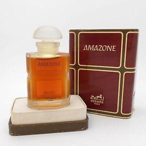 Details Vintage 1oz Amazone Perfume Parfum About Hermes O8XZwP0Nnk