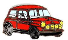 "AUTO Pin / Pins - BMW MINI COOPER ""RALLYVERSION"" [1326]"