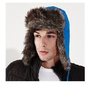 WS Beechfield Sherpa hat S//M L//XL BC345 R