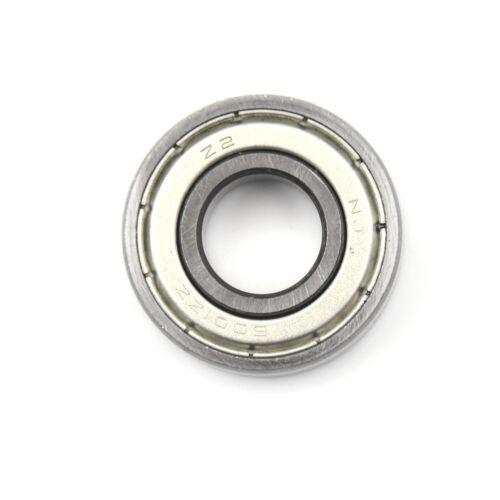 Carbon Steel 6001Zz 6001Z 6001 Deep Groove Ball High Speed Bearing 12X28X8M HV