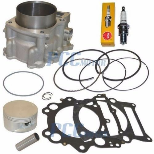 102MM BIG BORE CYLINDER PISTON GASKET KIT 02-08 YAMAHA GRIZZLY 660 686CC P CK29
