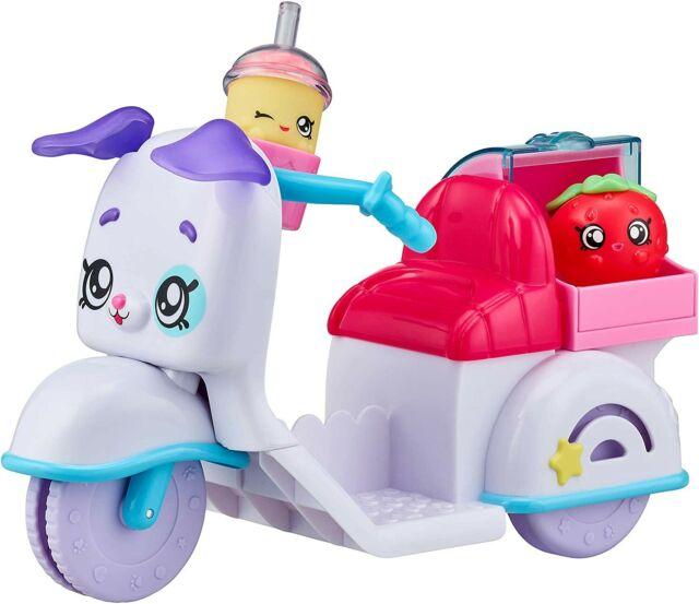 Kindi Kids Kindi Fun Delivery Scooter Includes 2 Exclusive Shopkins