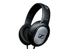 Sennheiser HD 201 NEW SEALED closed back DJ Headband Headphones - Silver