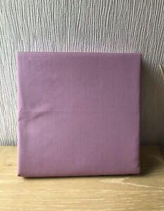 Tinte-Rosa-Lisa-210-hilos-saten-doble-cama-edredon-cubrir-solamente