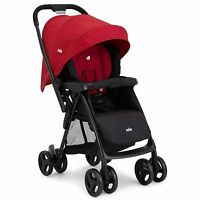 Joie Mirus Scenic Reversible Lightweight Stroller / Pushchair / Pram - Cherry