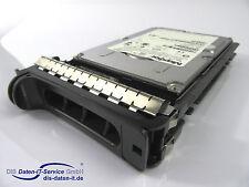 """DELL 300GB 10K U320 SCSI 3,5"""" 0CD808 CD808 8J300J008075G"""