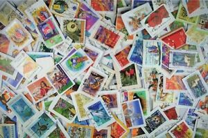 KILOWARE-Worldwide-Stamps-on-paper-mixture-1-LB-from-our-stock-of-Millions