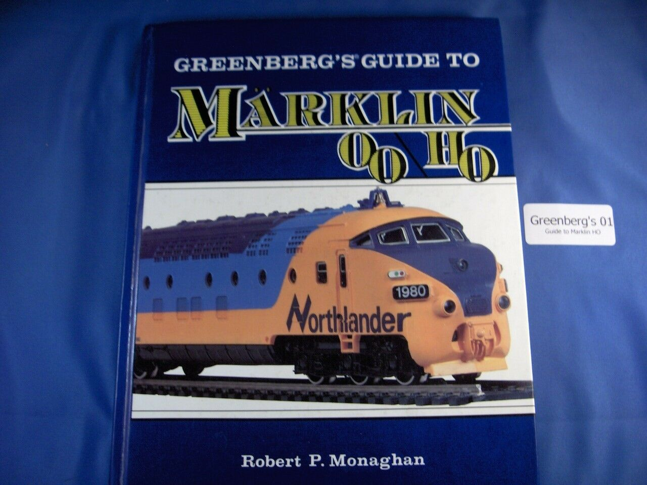 EE verdeberg's Guide to Marklin HO OO EXC Condition verdeberg 01