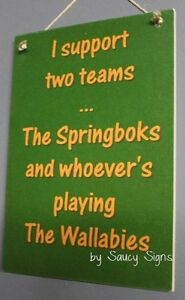 Rugby-Sign-South-Africa-Springboks-versus-Wallabies-Football-Sign-Bar-Pub-Office