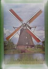 CPA Holland Kinderdijk Windmill Moulin a Vent Windmühle Molino Wiatrak Mill w93