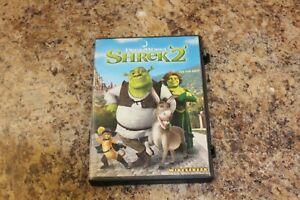 Used Shrek 2 Dvd 2004 Widescreen Good Ebay