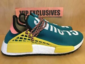 716492117 Adidas NMD Human Race Trail Pharrell Williams Sun Glow Hu Clouds ...