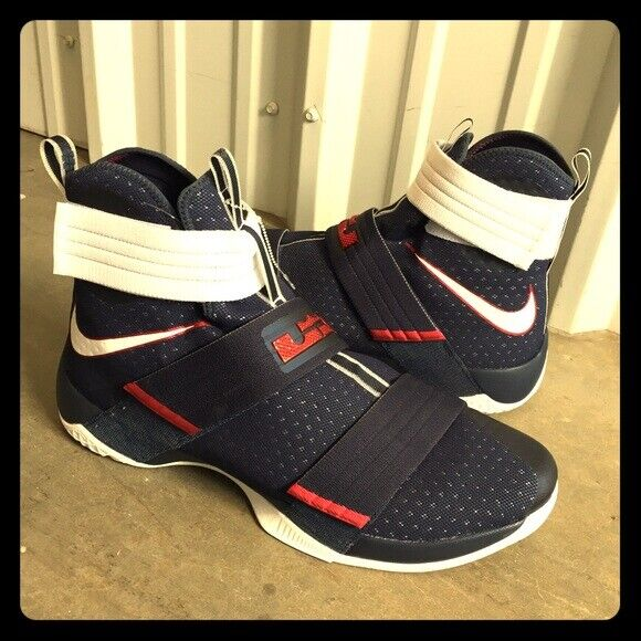 more photos 4927d 6f5cb Nike LeBron Soldier Soldier Soldier 10 SFG Men s US Size 18 97ded5