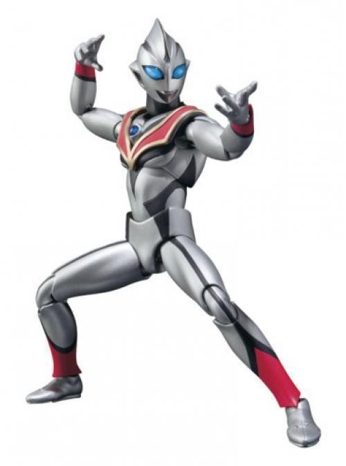 NEW ULTRA-ACT Ultraman Tiga EVIL TIGA Action Figure BANDAI TAMASHII NATIONS