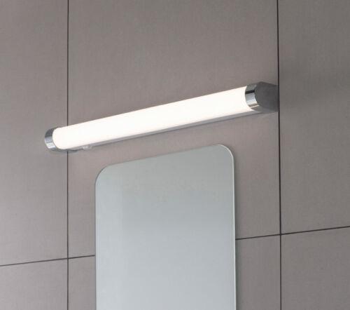 Endon Chrome Moda 1lt Wall IP44 15W SW Daylight White Bathroom Wall Kitchen 865