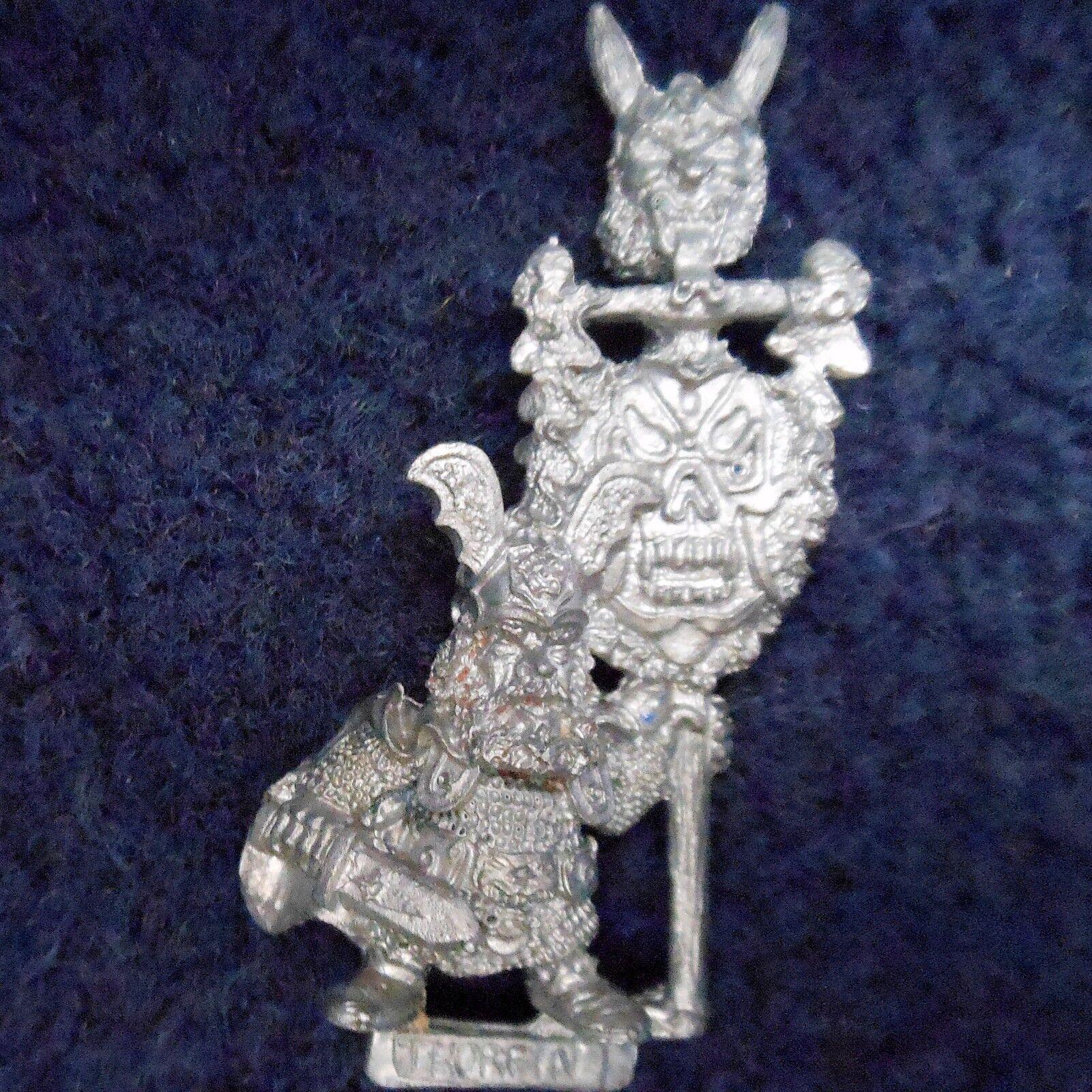 1987 Iron Claw Gothic Dwarf ICD20 Thorfin IC101 Norse Citadel Standard Bearer GW