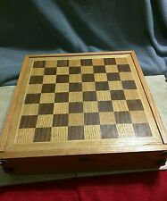 Marlboro Vintage Checker/Backgammon Set