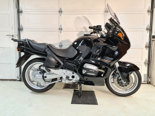 BMW, R1100RT, 1085 ccm, 90 hk, 1999, 62361 km, Sort,…