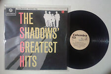The Shadows greatest hits LP COLUMBIA EMI SCX 1522 UK 1963 NM/VG