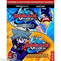 Beyblade Super Battle Tournament & Blader Jam : Prima's Official Strategy Guide