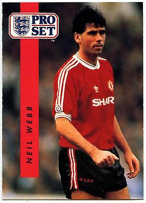 PANINI Football 87 Sticker No.221 NOTTINGHAM FOREST Neil Webb