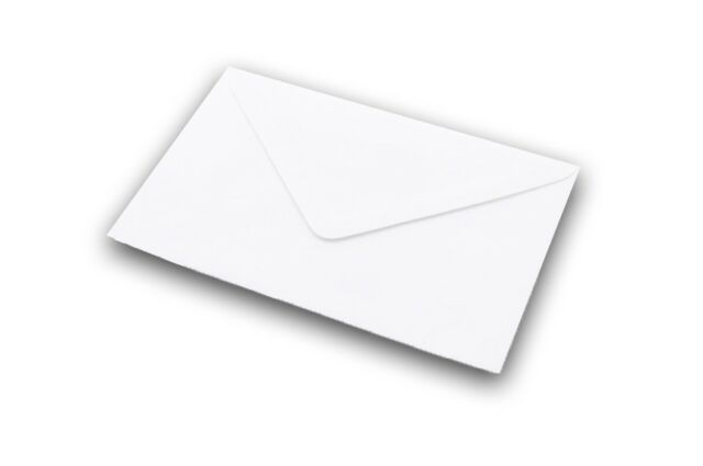C7 A7 White Envelopes High Quality 100gsm