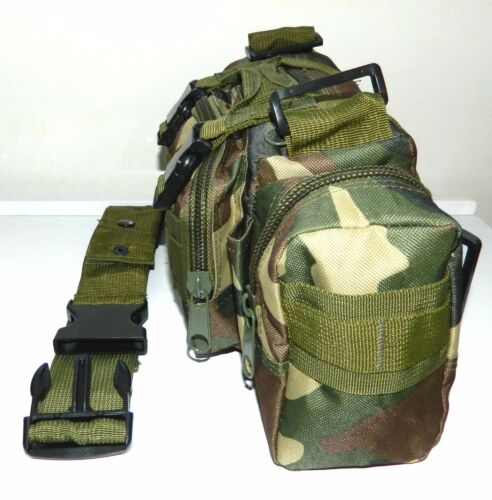 Molle Outdoor Camping Chasse Bug Out Bag Pack /& 3-Hr Eco-Friendly Buddy Brûleur