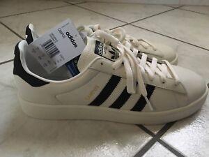 Scarpe Uomo White Campus Adidas Sneakers Originals aZqYpa