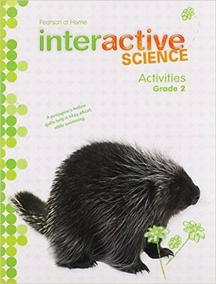 Grade 2 Interactive Science Activities Workbook 2nd Pearson Homeschool 9781269318716 EBay