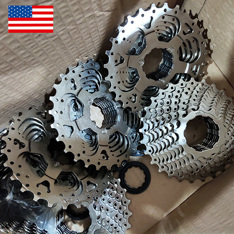 BOLANY 8s 9s 10s 11s Speed Road Bike Cassette CSR11-25//28//32//36T KMC Chain