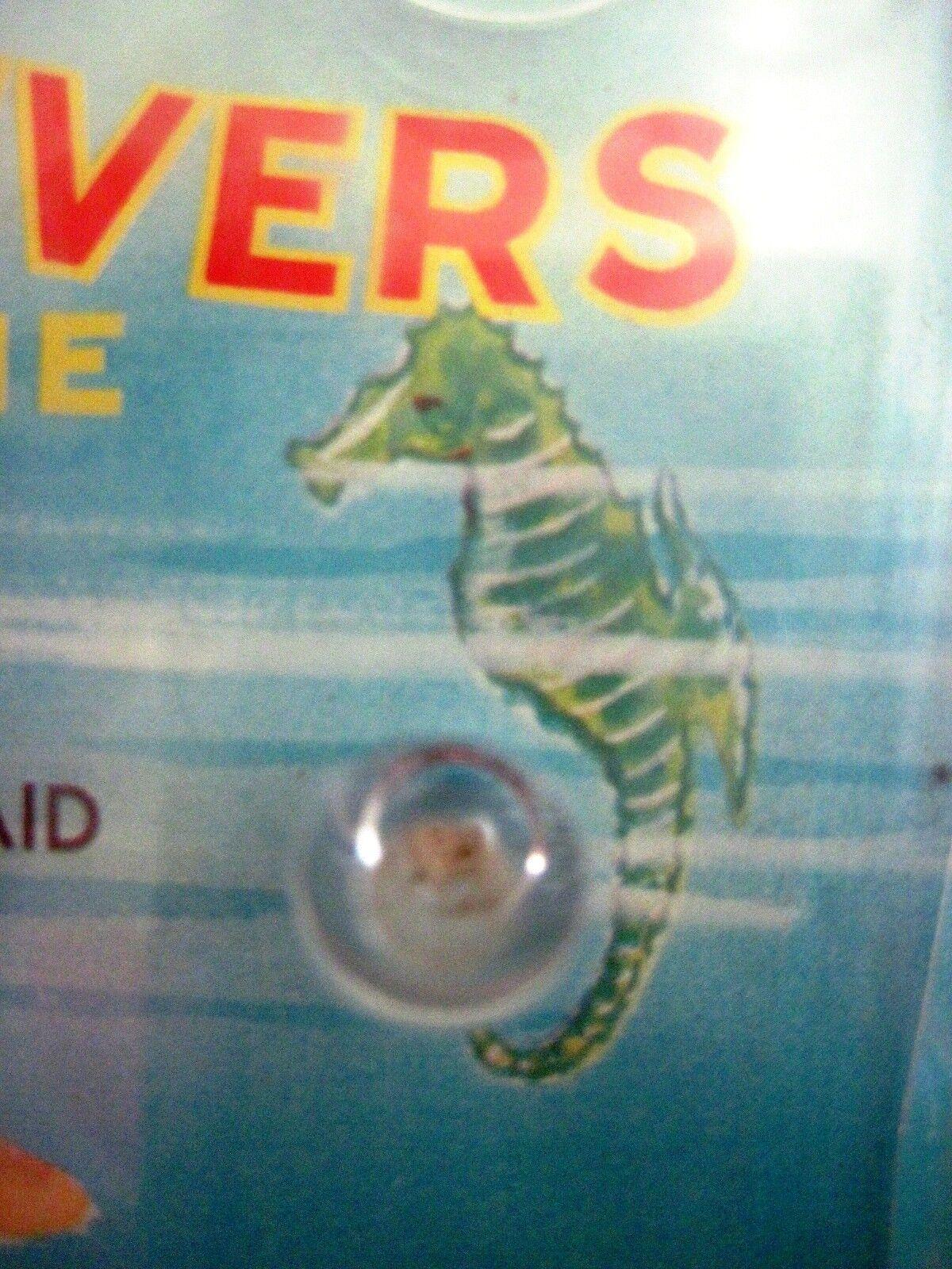 Vintage Tablet Pin-Ball Spiel     Haut Divers W Meerjungfrau Octopus Hummer Usw 1c9cd2
