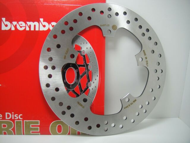 Brembo Serie Oro 68B407C3 Brake Disc Front Yamaha majesty 400 ABS Year 2015