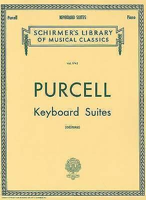 1 of 1 - Purcell: Keyboard Suites for Piano Solo (Schirmer's Library of Musical Classics