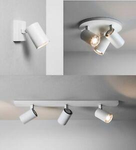 Astro Ascoli Plafond Cylindrique Projecteurs Gu10 50 W Ip20 Blanc-options-afficher Le Titre D'origine