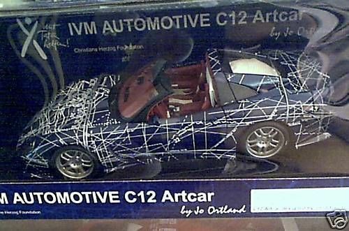 Thanksgiving Thanksgiving Thanksgiving et l'amour 1:18 Autoart CORVETTE CALLAWAY c12 lamucoviscidose car | à Prix Réduits