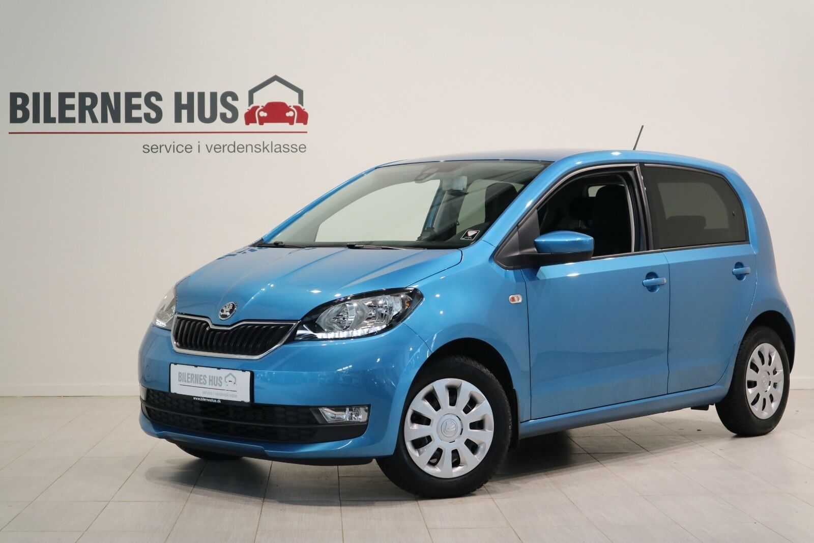 Skoda Citigo 1,0 MPi 60 Family