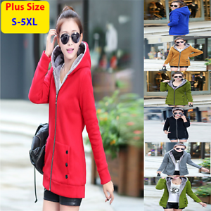 Warm Thick Parka Coat Sportswear Chamarras Para Mujer Jackets Plus Size M-3XL