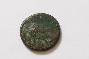 Roman Nerva Æ Dupondius. Roma, AD 97. Imp NERVA CAES Libertas escasos B36 #K2572