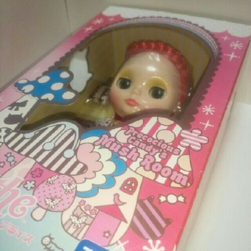 Neo Blythe Precocious Candy/'s Mushroom Doll Limited From Japan New F//S