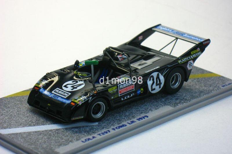 Lola T297 FORD  24 le Mans (R. Jenvey – N. Mason – B. joscelyne – T. birchenhough) 1
