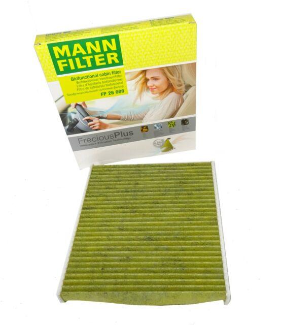 FILTERS CABIN POLLEN AIR FILTER MANN-FILTER CUK 27 009