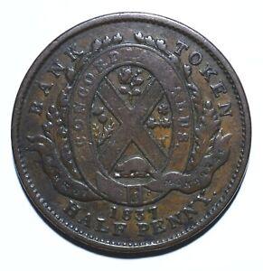 1837-Canada-Half-1-2-Penny-1-Sou-034-BANK-OF-MONTREAL-034-Lot-1211