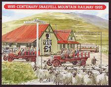 ISLE OF MAN 1995 SNAEFELL MOUNTAIN RAILWAY, UNMOUNTED MINT, MNH